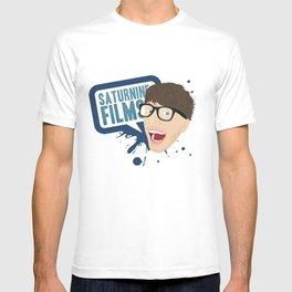 SaturnineFilms T-shirt