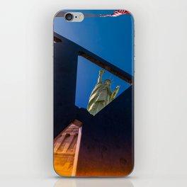 Liberty Burning iPhone Skin
