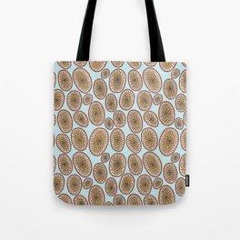 Hagfish Mouth Pattern Tote Bag