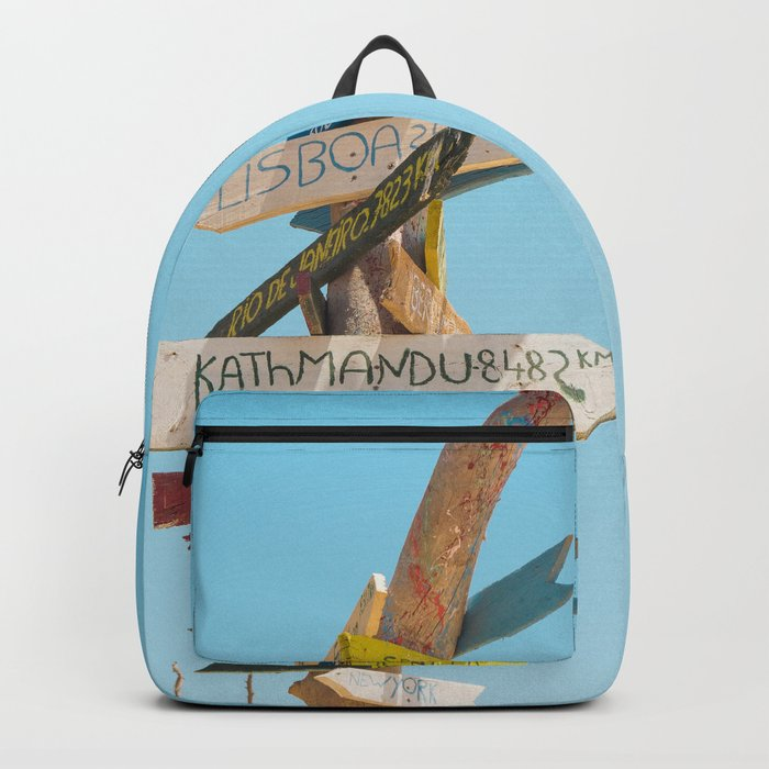 Arrows distance Backpack