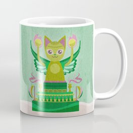 Cat Altar Coffee Mug