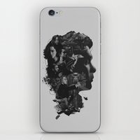 inception iPhone & iPod Skins featuring Inception by Jason Vaughan