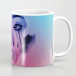 Pretty When You Cry (Milk Bath, Beautiful, Sexy, Asian Art) Coffee Mug