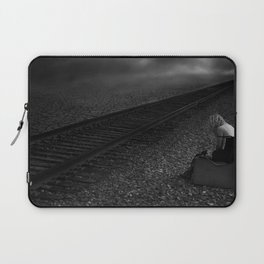 Abandoned Laptop Sleeve
