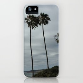 San Diego Palm Trees iPhone Case