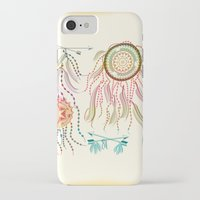 dream catcher iPhone & iPod Cases featuring Dream Catcher by famenxt