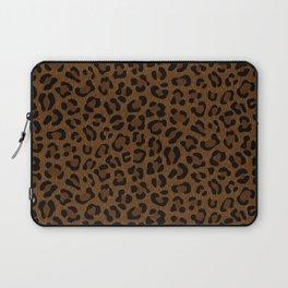 Leopard Print - Dark Laptop Sleeve