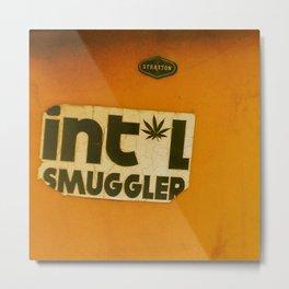 International Smuggler Metal Print