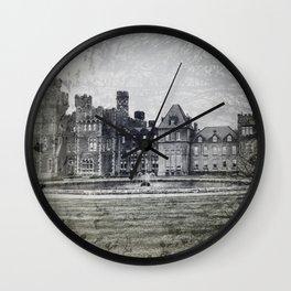 Ireland Horror Castle Wall Clock