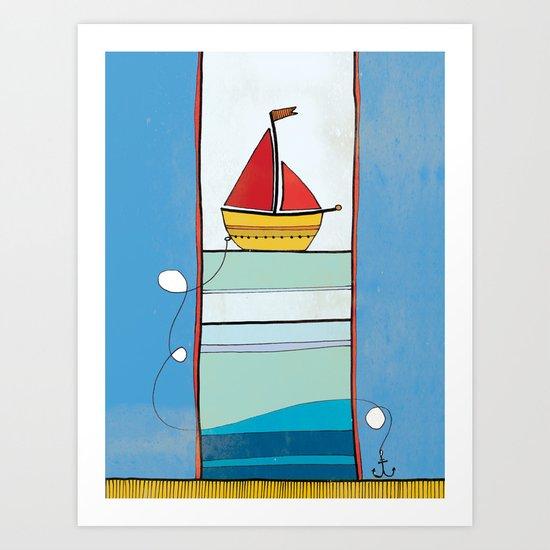 Altamar Art Print