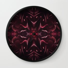 DIANTHUS Wall Clock