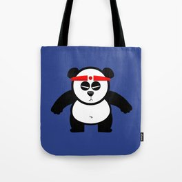 PANDACTION Tote Bag