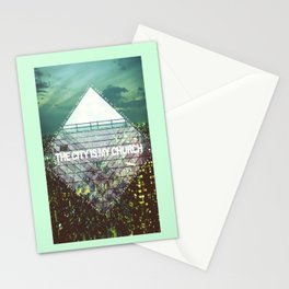 M83 - Midnight City Stationery Cards