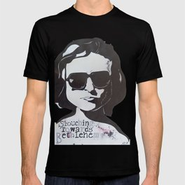 Joan Didion: Slouching Towards Bethlehem T-shirt