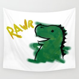 The Little Dinosaur Wall Tapestry