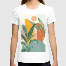 Leaf Design 03 T-shirt