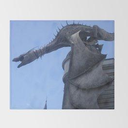 Nice one Dragon! Throw Blanket