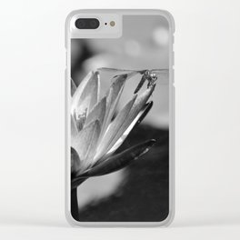 The Dragonfly and the Bee Clear iPhone Case