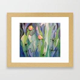 La Flora Framed Art Print