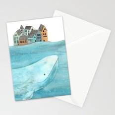 I'm here with you Stationery Cards