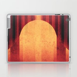 Tethys - Ithaca Chasma Laptop & iPad Skin