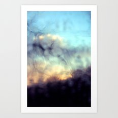 Early Winter Morning Art Print