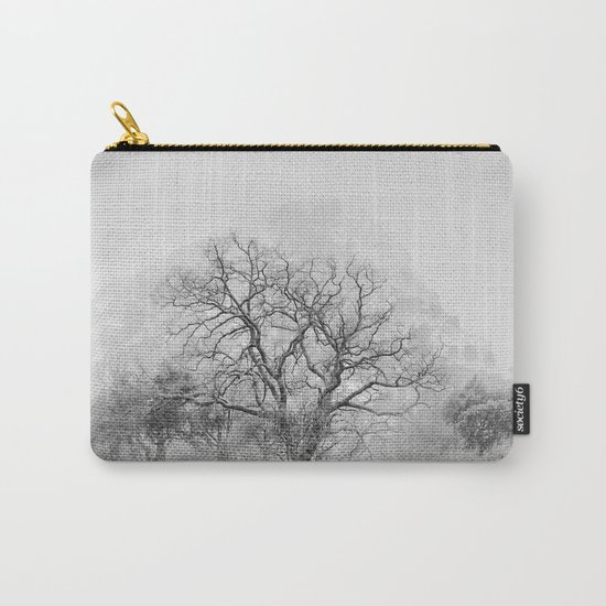"""""""King Mountain"""" Monochrome. Carry-All Pouch"""