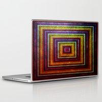 grunge Laptop & iPad Skins featuring Grunge by Fine2art