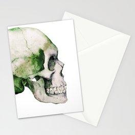 Skull 06 Stationery Cards