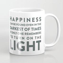Light - Quotable Series Coffee Mug