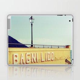 Bagni Lido Laptop & iPad Skin