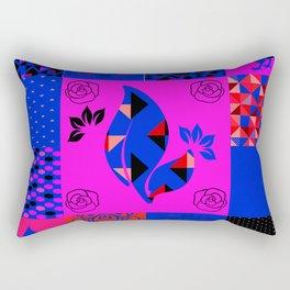 Patchwork44 Rectangular Pillow