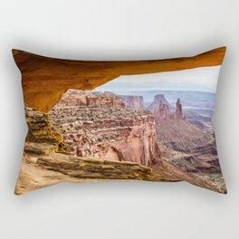 Mesa Arch / Canyonlands Rectangular Pillow
