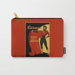 Carmen Opera (Toreador) Carry-All Pouch