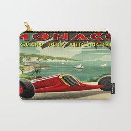 Monaco Grand Prix 1935 Carry-All Pouch
