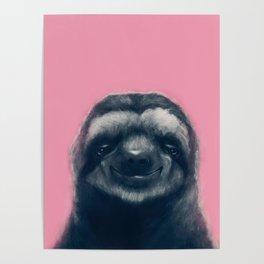 Sloth #1 Poster