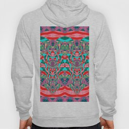 Shamanic Song Totem Knots Hoody