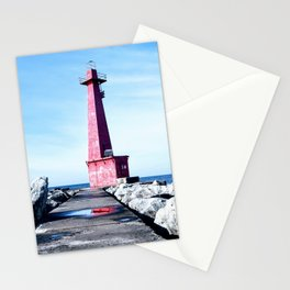 Pere Marquette Lighthouse Stationery Cards