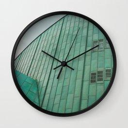 Amsterdam NEMO museum Wall Clock