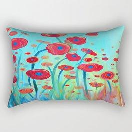 Spring Musings Rectangular Pillow