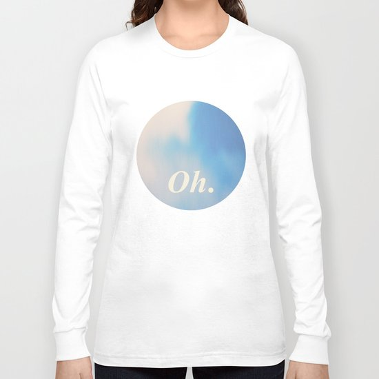 Oh. Lightness Long Sleeve T-shirt