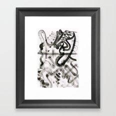 Untitled #4 Framed Art Print