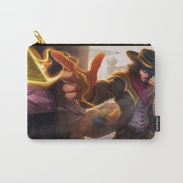 High Noon Twisted Fate League of Legends Carry-All Pouch