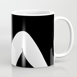 matte nude 1 Coffee Mug