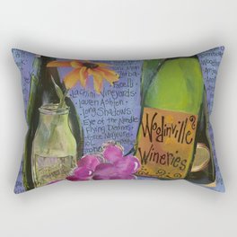 WOODINVILLE WINERIES Rectangular Pillow