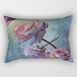 Look Back In Time Rectangular Pillow