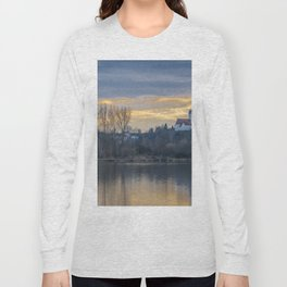 Looking towards St.Martin Church Long Sleeve T-shirt