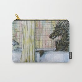 What Remains Carry-All Pouch
