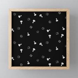 Roll the Dice Framed Mini Art Print