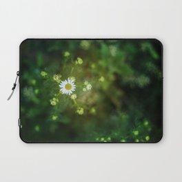 Single Daisy Alienation Laptop Sleeve